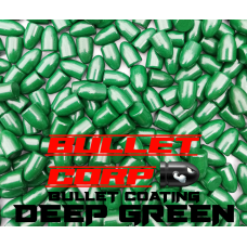 .40 SW 10mm 180gr RN (QTY:600) Deep Green