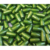 9mm 147gr FP BB (QTY:750) Kryptonite Green
