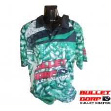 Sublimated Golf Shirts (Medium)
