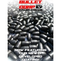380 Auto 95gr RNFP (QTY:1000) Black BCBcoating
